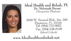 Ideal Health and Rehab