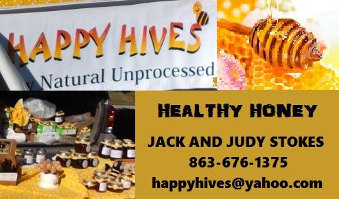 Happy Hives Honey