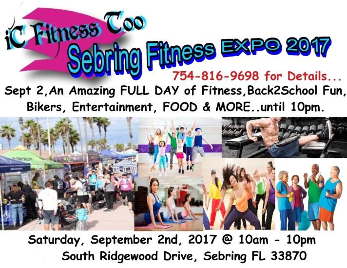 Sebring Fitness expo2017-2