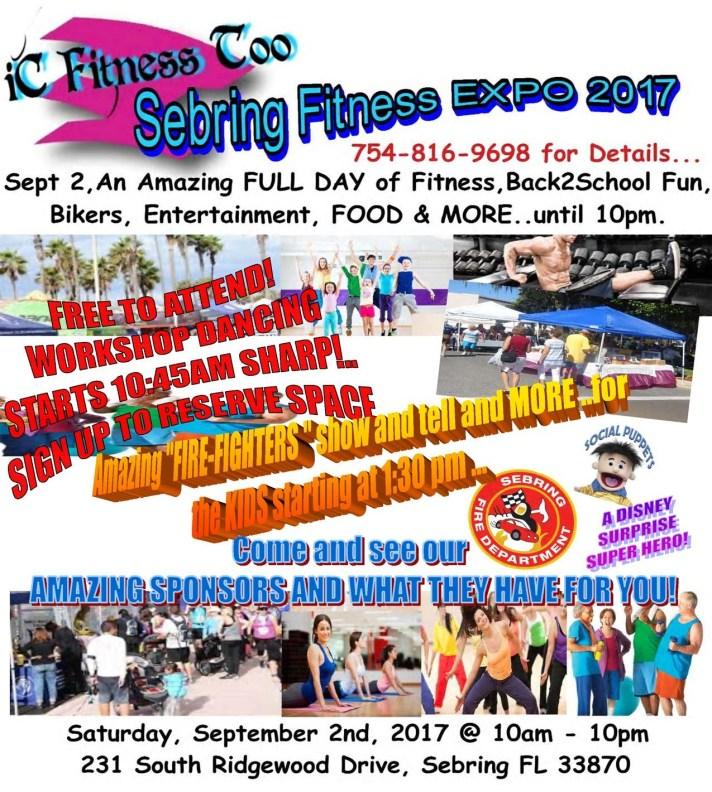 SebringExpo2017 Flyer