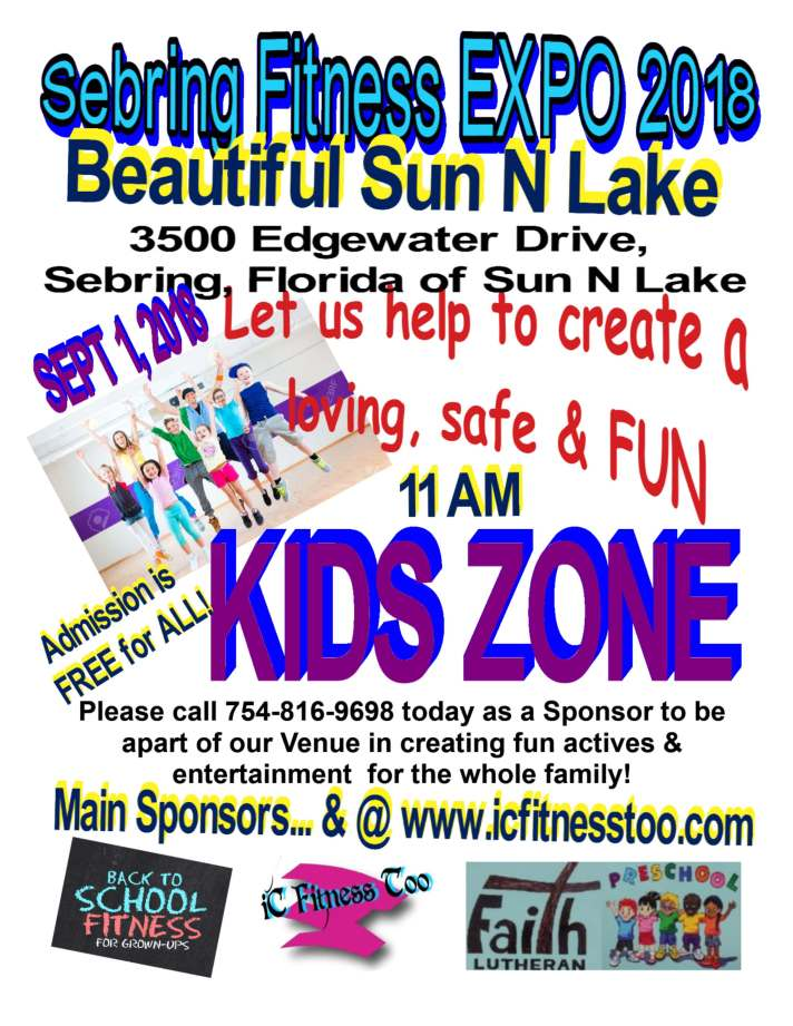 Kids Zone SunLake 2018
