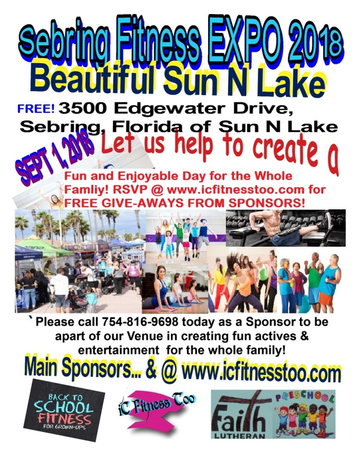 Kids and FamilySunLake 2018