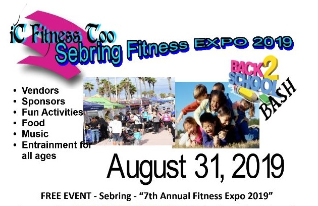 Sebring Fitness Expo 2019 wp