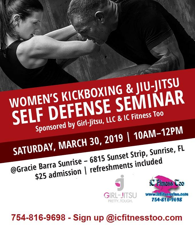 Women Kickboxing & Jiu-Jitsu
